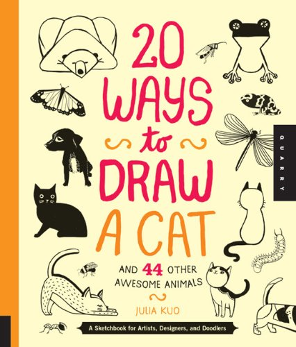 Animal Drawing Book