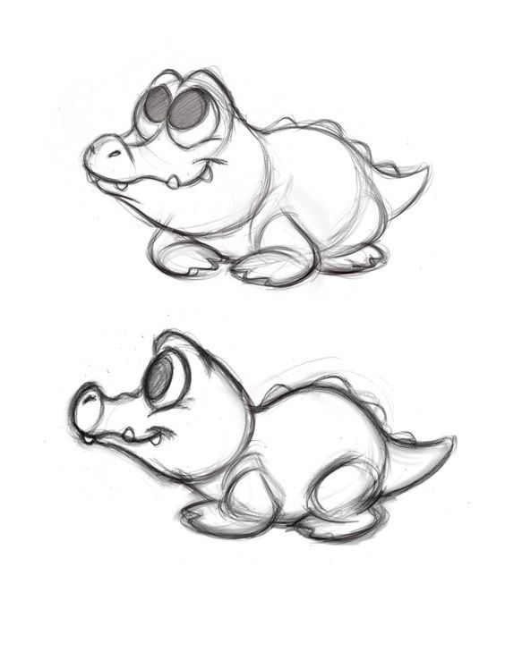 564x729 Insanely Smart, Easy And Cool Drawing Ideas To Pursue Now - Animal Drawing Ideas