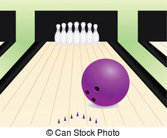234x194 bowling alley illustrations and clipart bowling alley - Bowling Lane Drawing