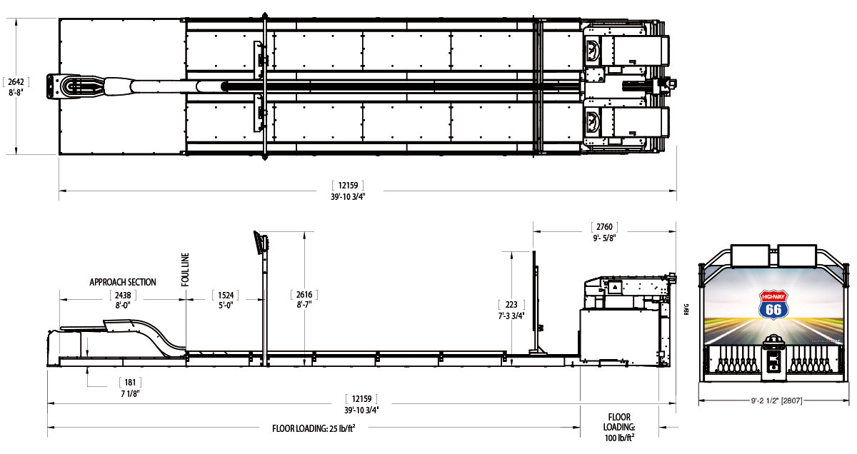 1200x636 specifications amusement qubicaamf mini bowling - Bowling Lane Drawing