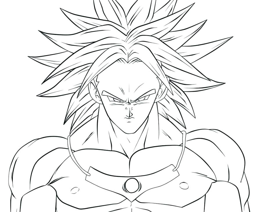 Goku Super Saiyan 4 Drawing At Paintingvalley Com Explore