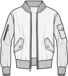 Jacket Drawing