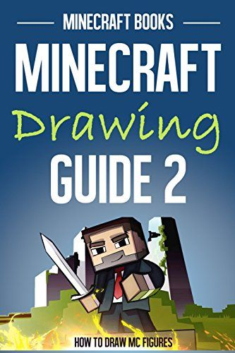 333x500 minecraft drawing guide how to draw mc figures niftywarehouse - Minecraft Drawing Book