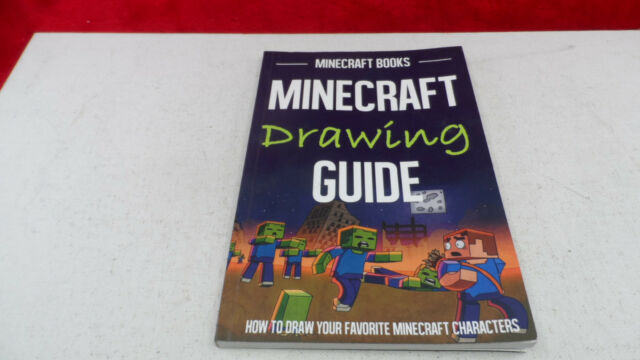 640x360 minecraft drawing guide how to draw your favorite minecraft - Minecraft Drawing Book