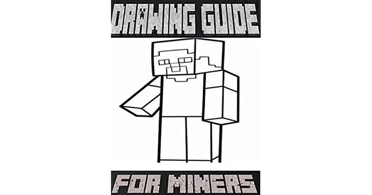 1200x630 minecraft ultimate drawing guide - Minecraft Drawing Book