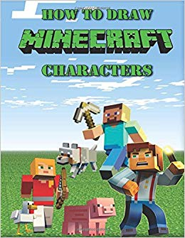260x335 how to draw minecraft characters easy minecraft drawing guide - Minecraft Drawing Games