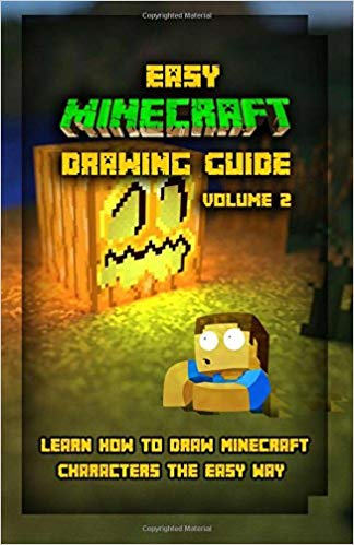 324x499 buy easy minecraft drawing guide learn how to draw - Minecraft Drawing Online