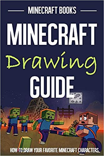 333x499 buy minecraft drawing guide how to draw your favorite - Minecraft Drawing Online