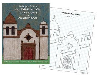 320x251 california mission drawing guide - Mission Drawing