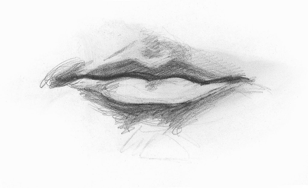 1024x626 draw facial features with this in depth beginner's guide - Mouth Drawing