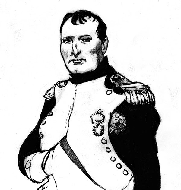 Napoleon Drawing