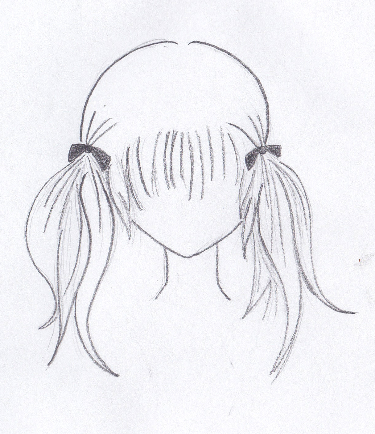 1216x1404 definitive guide to drawing manga hair - Need Drawing