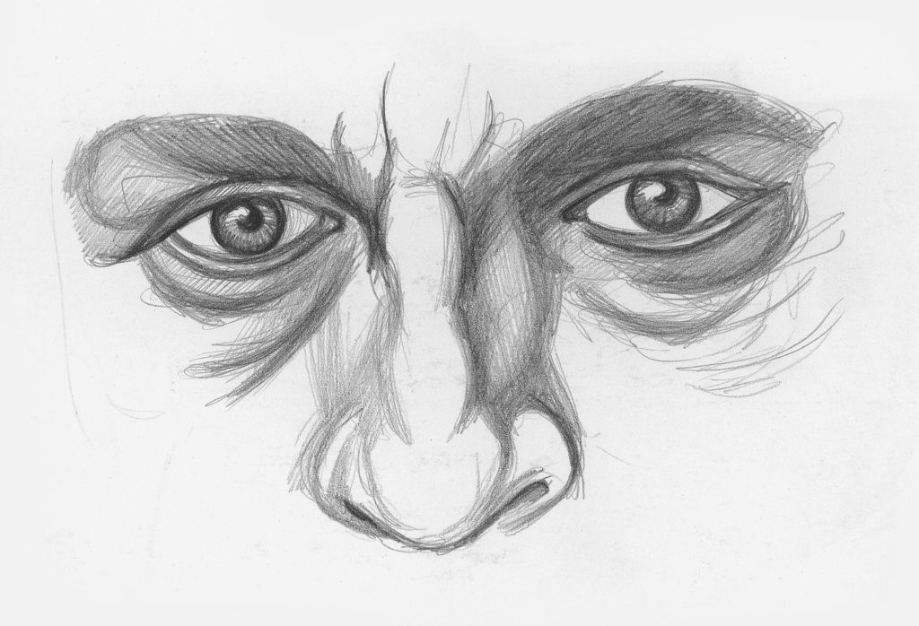 1024x698 draw facial features with this in depth beginner's guide - Nose Drawing
