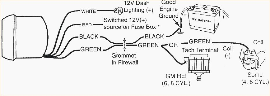 32 Sunpro Super Tach 2 Wiring Diagram