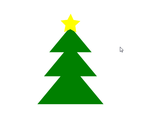 482x451 Christmas Tree Simple Drawings - Simple Xmas Tree Drawing