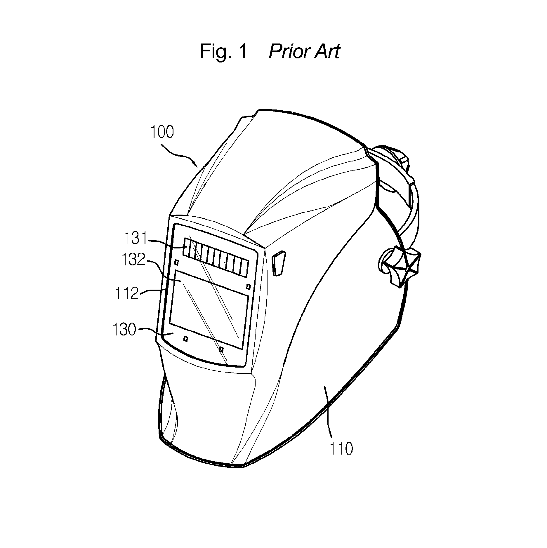 1873x1877 patent - welding helmet drawing