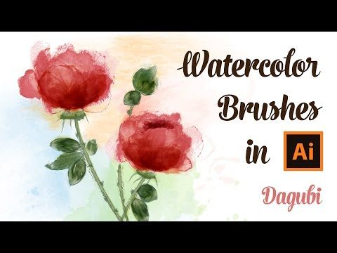 Adobe Illustrator Watercolor Brushes at PaintingValley com