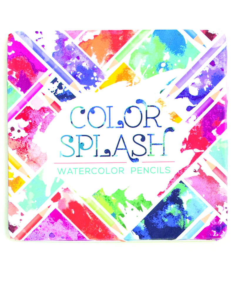 800x1027 International Arrivals Color Splash Watercolor Pencils [Set Of 24 - Color Splash Watercolor