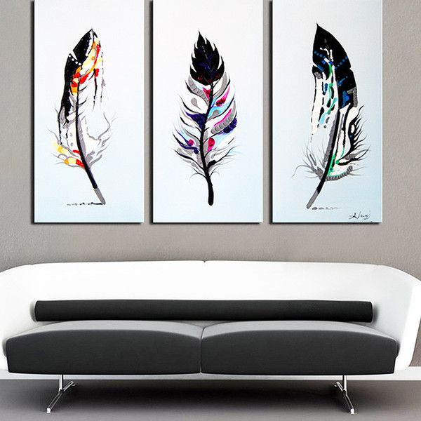 3 Piece Tree Painting At Paintingvalley Com Explore Collection Of