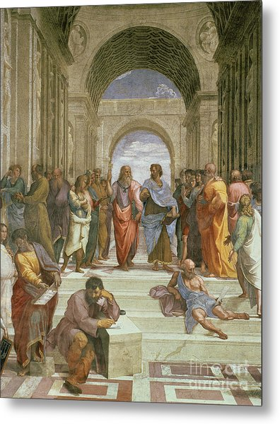 Academy Of Athens Painting