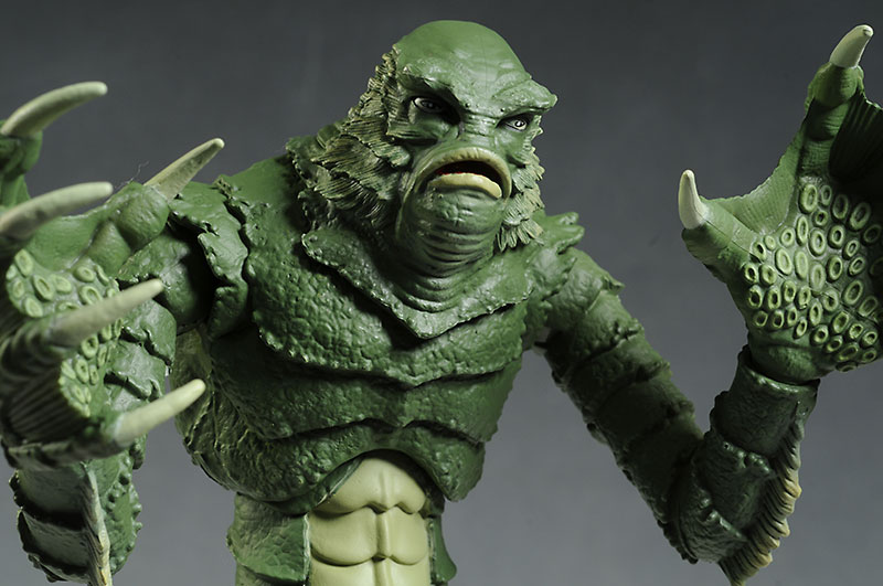 800x531 Review And Photos Of Creature From The Black Lagoon Action Figure - Creature From The Black Lagoon Painting