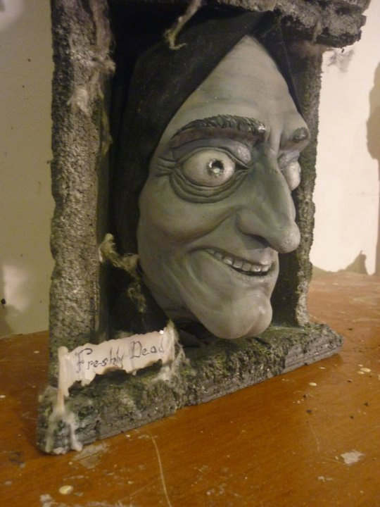 540x720 Igor Marty Feldman Prop From Young Frankenstein - Young Frankenstein Painting