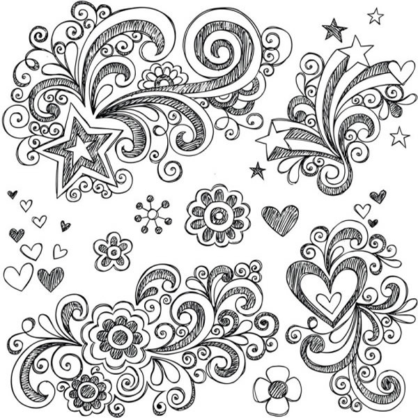 Cool Sketch Patterns At Paintingvalleycom Explore