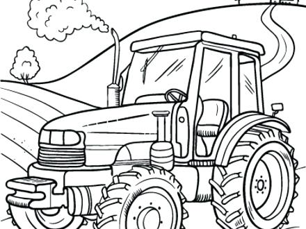 John Deere Tractor Sketch at PaintingValley com | Explore