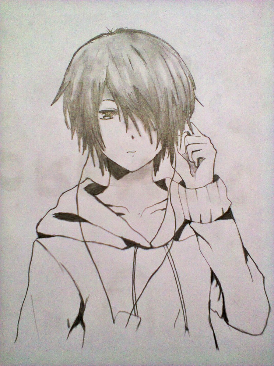 900x1200 easy pencil drawing of anime boy anime boy drawings anime boy pencil sketch anime