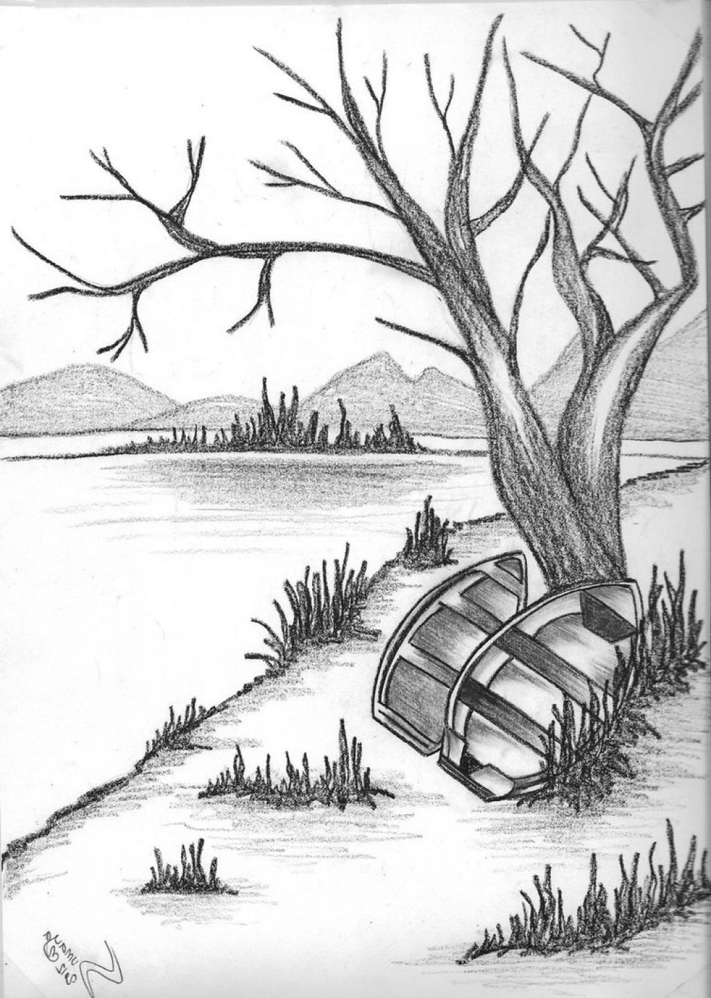1025x1439 images of pencil sketches of nature pencil sketch drawing