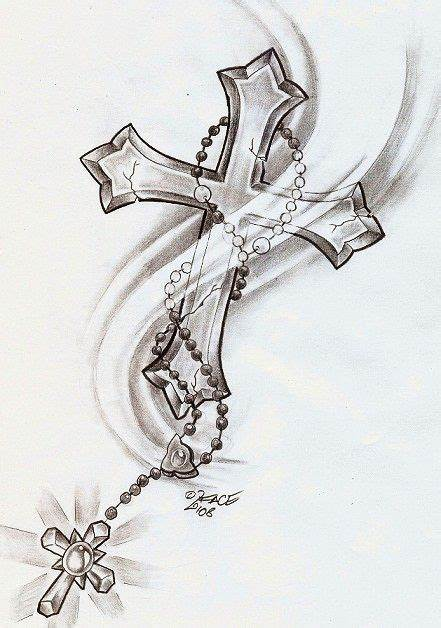 Rosary Beads Sketch At Paintingvalleycom Explore Collection Of
