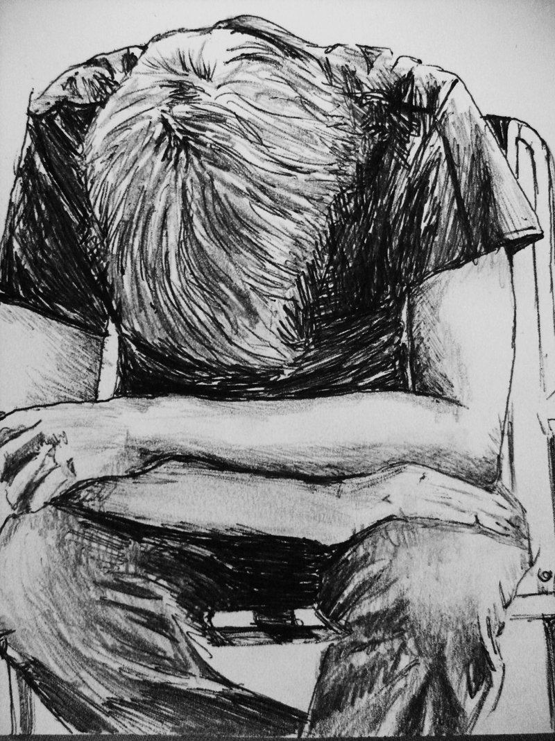 800x1067 Sad Boys Sketch Panting Pictures Sketch Drawing Of A Sad Boy - Sad Boy Sketch