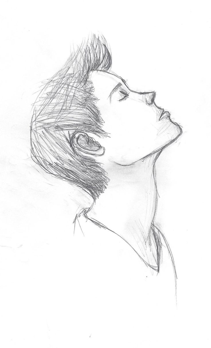 736x1212 Sketch Of A Sad Boy Pencil Drawing Sad Boy Pencil Sketch Sad - Sad Boy Sketch