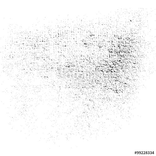 500x500 Dust Texture White And Black. Grunge Sketch Texture To Create - Sketch Overlay