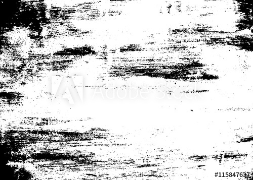 500x357 Grunge Brush Texture White And Black. Sketch Sand Abstract To - Sketch Overlay